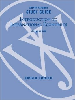 Introduction to International Economics, Study Guide