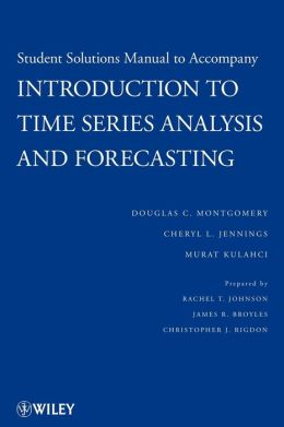 introduction to time series and forecasting 3rd edition pdf