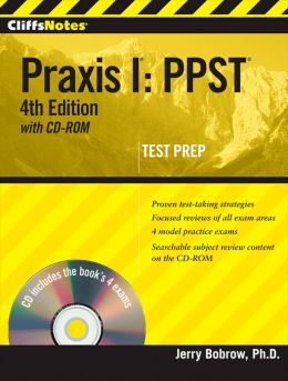 CliffsNotes Praxis I: PPST with CD-ROM