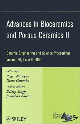 Advances in Bioceramics and Porous Ceramics