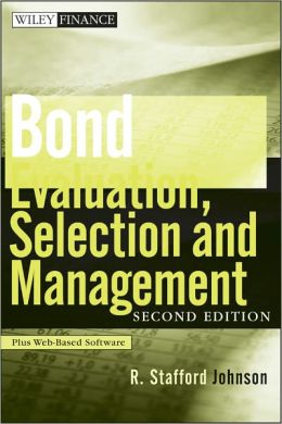 Bond Evaluation, Selection, and Management, + Website