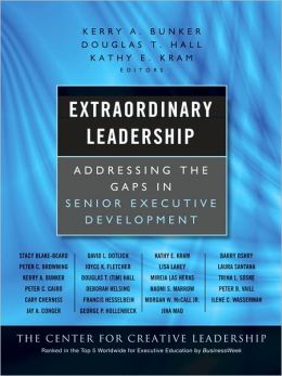 Extraordinary Leadership: Addressing the Gaps in Senior Executive Development