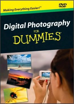 Digital Photography For Seniors For Dummies DVD+Book Bundle