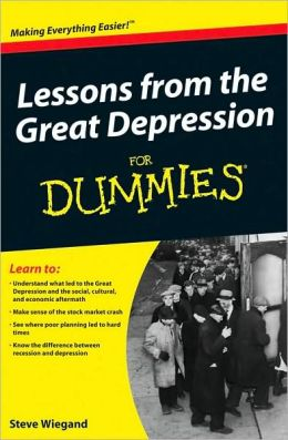 Lessons from the Great Depression For Dummies