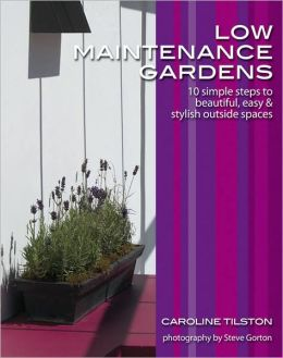 Low-Maintenance Gardens: 10 Simple Steps to Beautiful, Easy and Stylish Outside Spaces (Garden Style Guides Series))