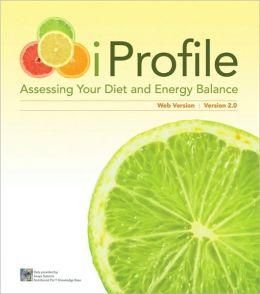 iProfile CD: Assessing Your Diet and Energy Balance, 2.0