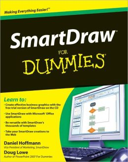 Smartdraw For Dummies By Daniel G Hoffmann