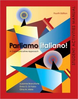 Parliamo italiano 4th Edition Activities Manual