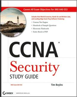 CCNA Security Study Guide: Exam 640-553