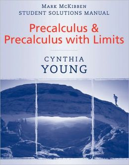 Precalculus, Student Solutions Manual