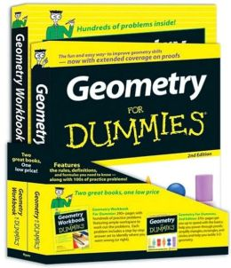 Geometry For Dummies Education Bundle