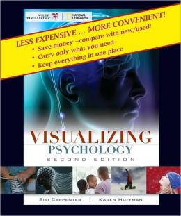 Visualizing Psychology (Looseleaf)