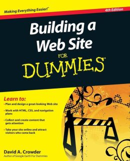 Building a Web Site For Dummies