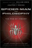Book Cover Image. Title: Spider-Man and Philosophy:  The Web of Inquiry, Author: Jonathan J. Sanford