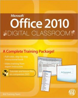 Office 2010 Digital Classroom