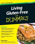Book Cover Image. Title: Living Gluten-Free For Dummies, Author: Danna Korn