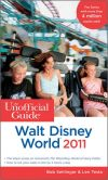 Book Cover Image. Title: The Unofficial Guide Walt Disney World 2011, Author: Bob Sehlinger