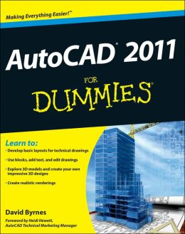 AutoCAD2011 For Dummies
