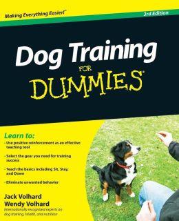 Dog Training For Dummies