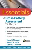 Book Cover Image. Title: Essentials of Cross-Battery Assessment, Author: Dawn P. Flanagan