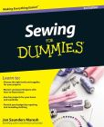 Book Cover Image. Title: Sewing For Dummies, Author: Jan Saunders Maresh