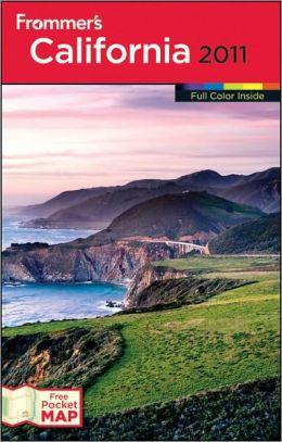 Frommer's California 2011