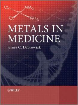 Metals in Medicine
