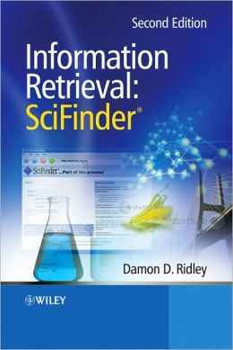Information Retrieval - SciFinder