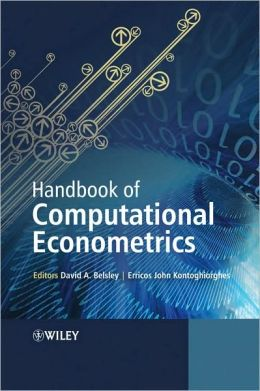 Handbook of Computational Econometrics