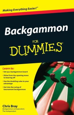 Backgammon For Dummies