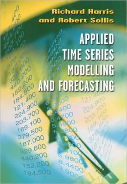 Applied Time Series Modelling and Forecasting
