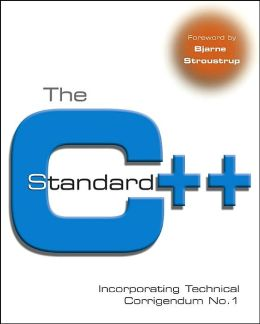 The C++ Standard: Incorporating Technical Corrigendum No. 1