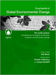 Encyclopedia of Global Environmental Change, The Earth System - Biological and Ecological Dimensions of Global Environmental Change