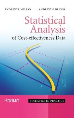 Statistical Analysis of Cost-Effectiveness Data