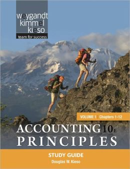 Accounting Principles, SG Vol. 1