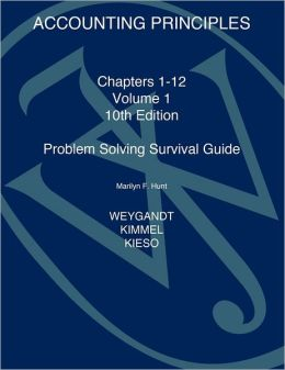 Accounting Principles: PSSG Volume 1 (Chapters 1-12)