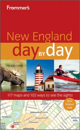Frommer's New England Day by Day