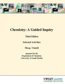 (WCS)Chemistry: A Guided Inquiry, Third Edition Selected Activities - University of South Florida