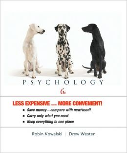 Psychology, Sixth Edition Binder Ready Version