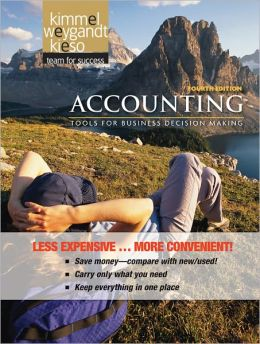 Accounting, Fourth Edition Binder Ready Version