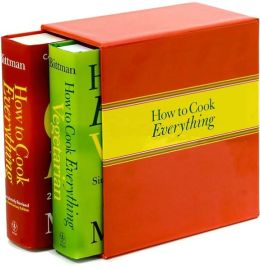 How to Cook Everything Gift Set: How to Cook Everything and How to Cook Everything Vegetarian