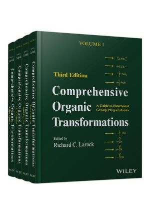 Comprehensive Organic Transformations, Set of Volumes 1 and 2