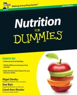 Nutrition For Dummies, UK Edition