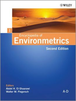 Encyclopedia of Environmetrics