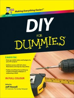 DIY For Dummies, UK Edition