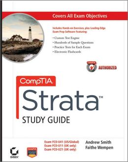 CompTIA Strata Study Guide