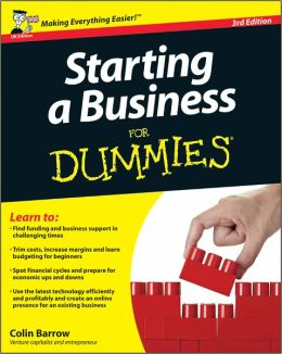 Starting a Business For Dummies, UK Edition