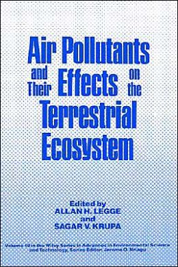 Air Pollutants and Their Effects on the Terrestrial Ecosystem