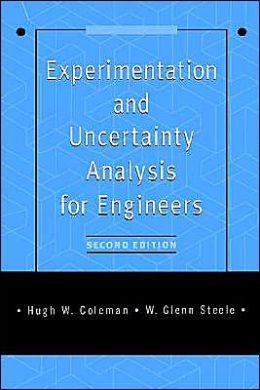 Experimentation And Uncertainty Analysis For Engineers
