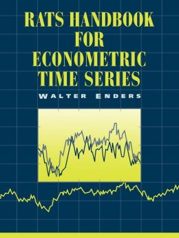 RATS, RATS Handbook: Handbook for Econometric Time Series